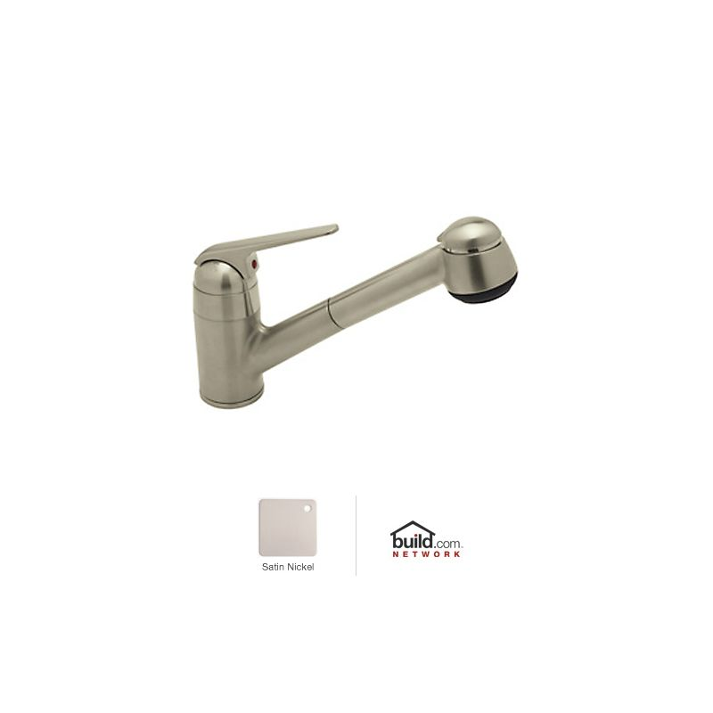 Faucetcom R3810STN in Satin Nickel by Rohl