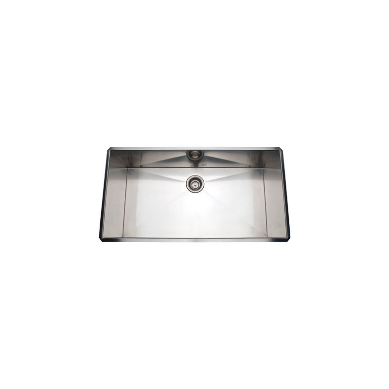 Faucet.com | RSS3618SB in Brushed Stainless Steel by Rohl