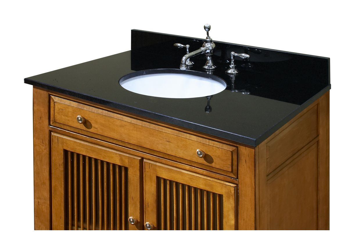 Ow3122 mb in midnight black by sagehill designs for Sagehill designs bathroom vanity