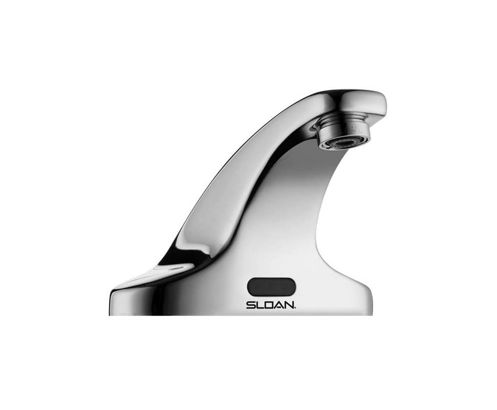 Faucet Com 3362119 In Chrome Plate By Sloan