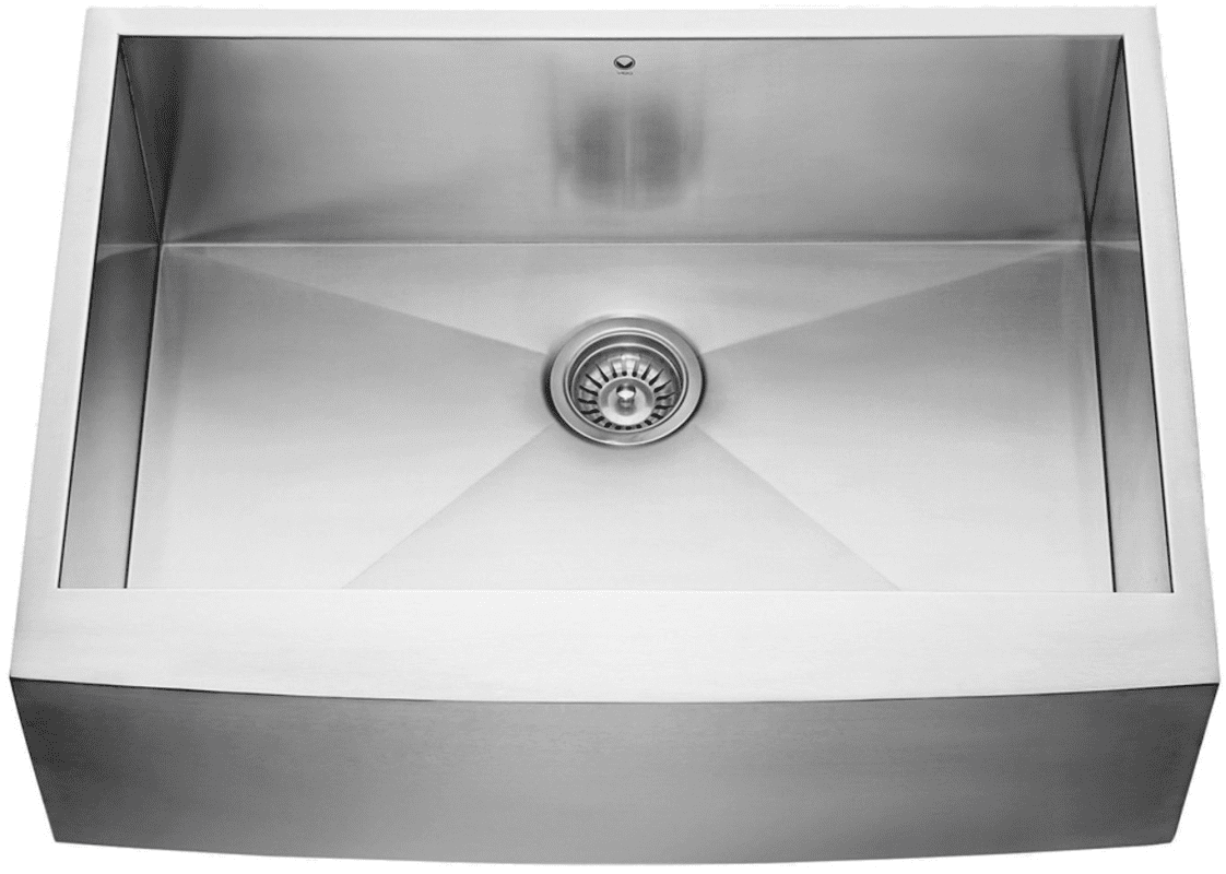 Faucet.com   VG3020C in Stainless Steel by Vigo