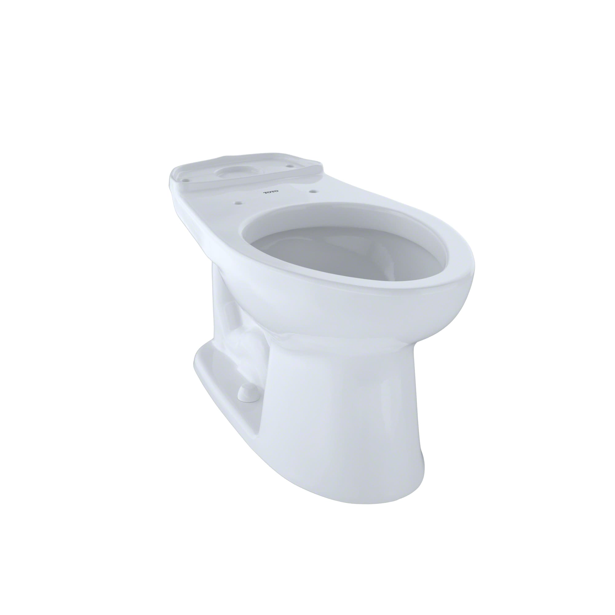 Toto Elongated Toilet Seat.Toto C744ef 10