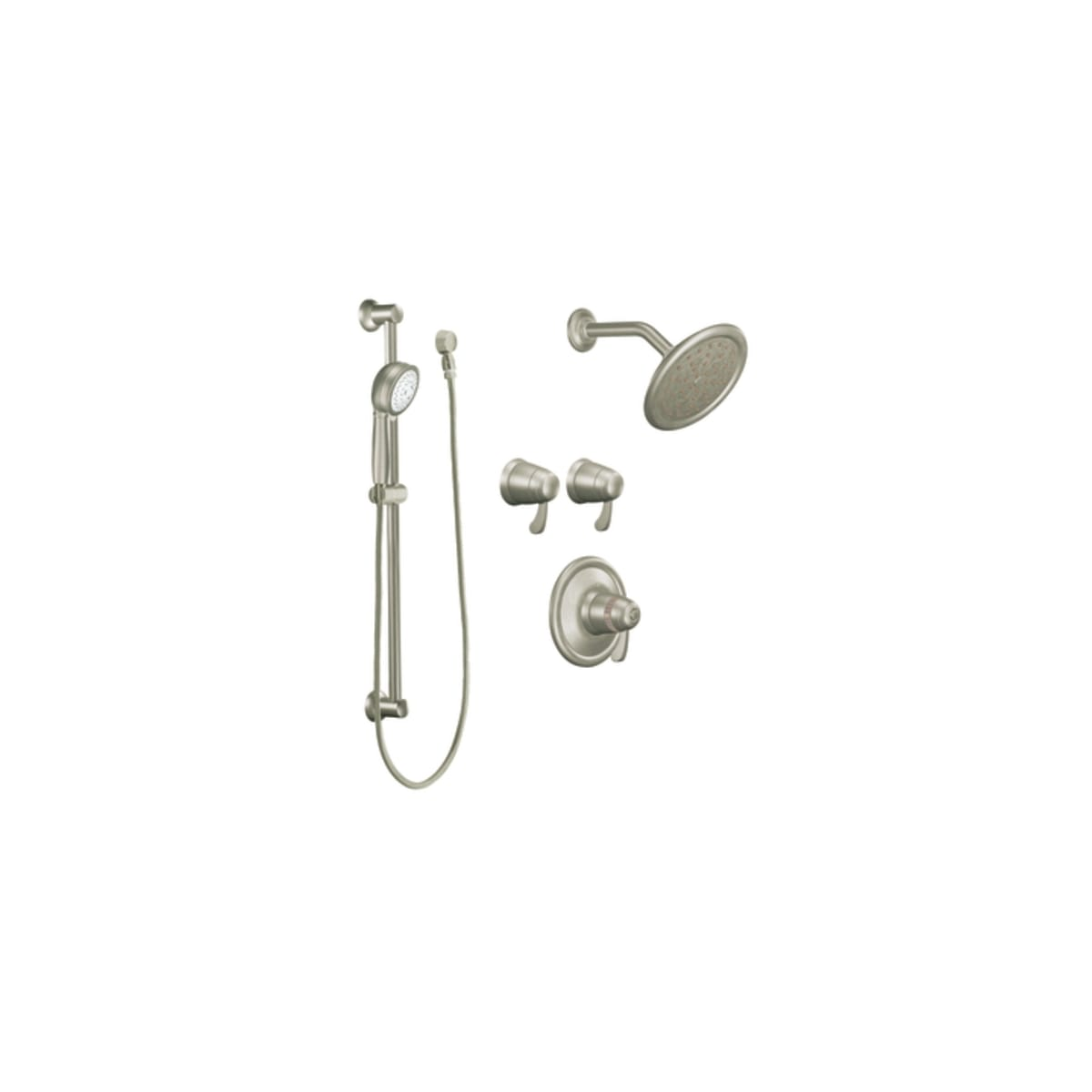Moen Ts270orb Oil Rubbed Bronze Triple Handle Vertical Spa