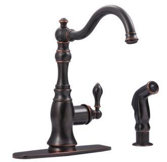 Kingston Brass Gs Wel Eden Kitchen Faucet