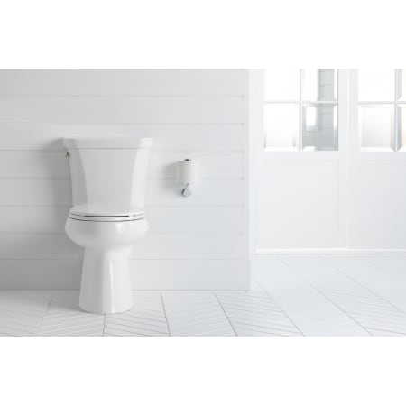 Kohler K 3989 0 White Highline Dual Flush Two Piece