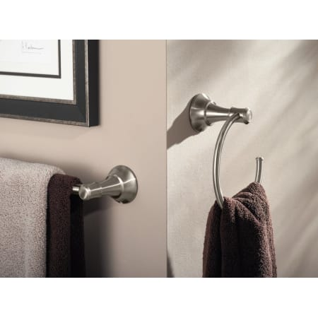 Moen Csidn7924ch Chrome 24 Quot Towel Bar With Mounting