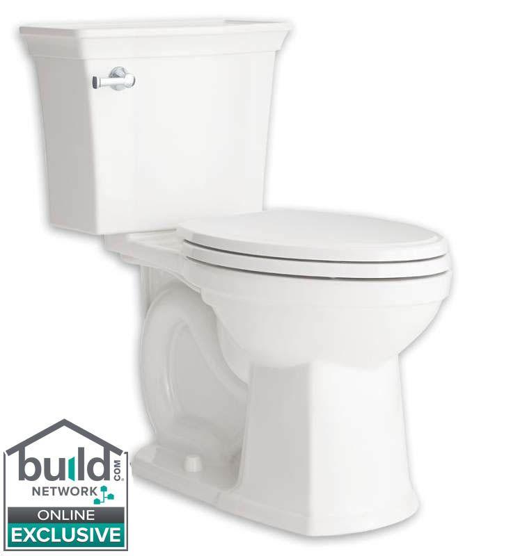 American Standard 207aa 104 020 White Estate Elongated Two