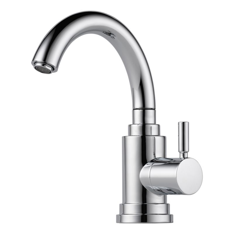 Faucet Direct : Brizo 61320LF-PC Chrome Euro Beverage Faucet Cold Only - Includes ...