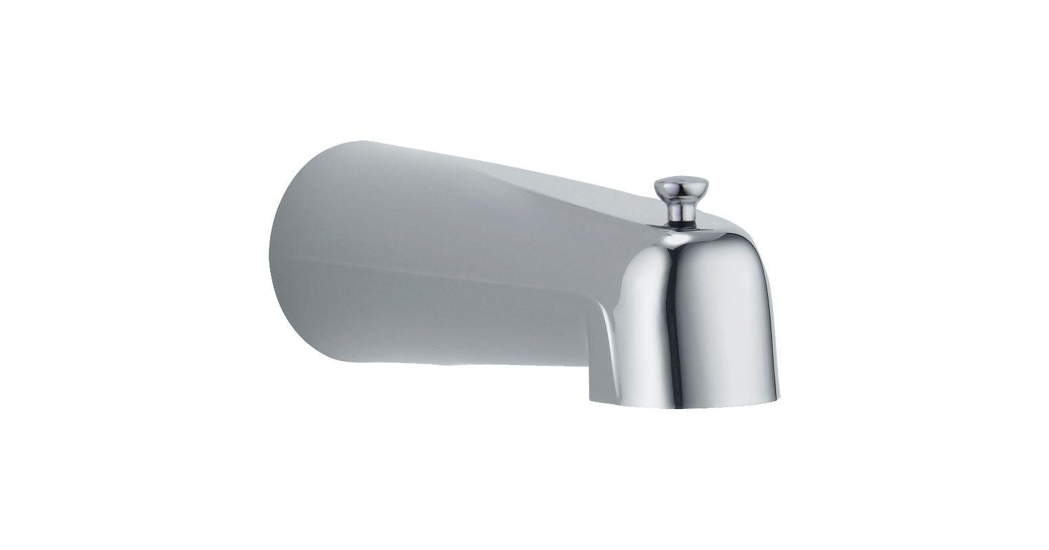 Delta Rp36497 Chrome 7 Quot Diverter Tub Spout Faucetdirect Com