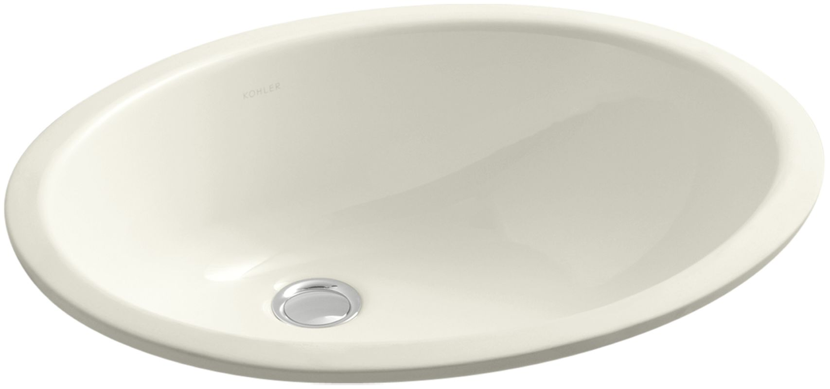Kohler K 2210 G 96 Biscuit Caxton 17 Quot Undermount Bathroom