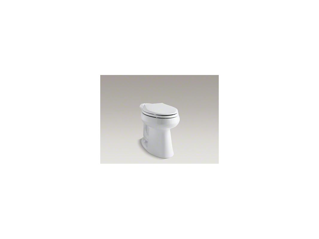 Kohler K 4373 0 White Highline Comfort Height Elongated