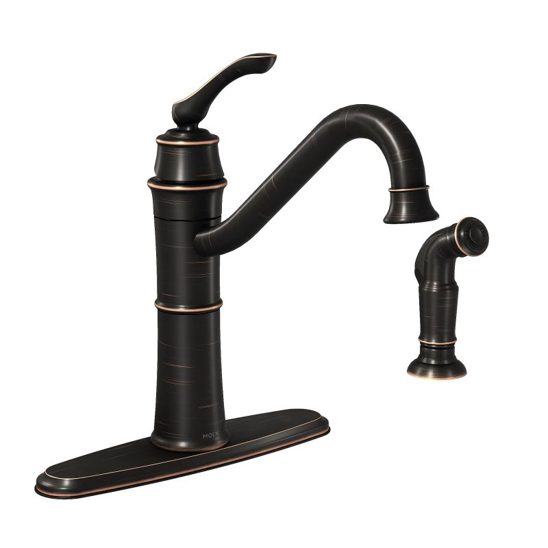 Kitchen Faucet With Removable Aerator