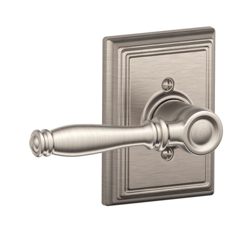 Schlage F170bir619add Satin Nickel Birmingham Single Dummy