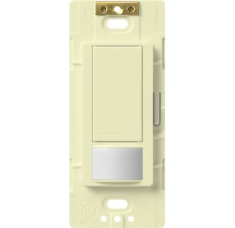 New Ships Free Lutron Occupancy Sensor Switch MS-OPS6M2-DVR-WH  6 Amps//3 amps