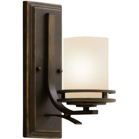 Kichler 5076NI Brushed Nickel Hendrik Single Light 12 ... on Wall Sconce Replacement Parts id=80160