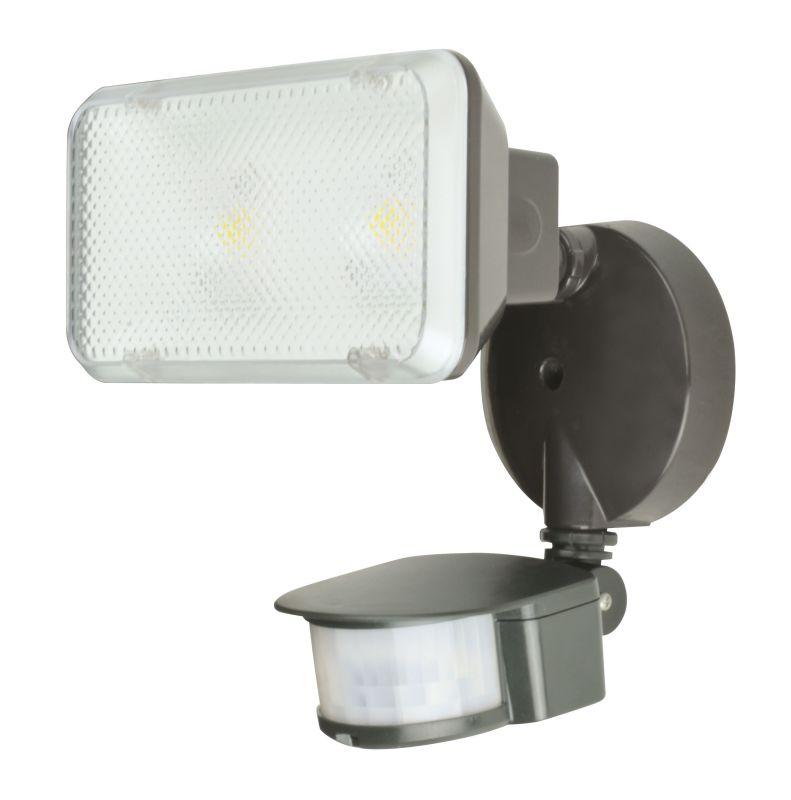 AFX TPDW2600L50RBMS Oil Rubbed Bronze LED Flood Light With Motion Sensor Li