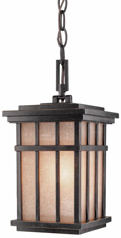 Dolan Designs 9143 68 Winchester Craftsman Mission 1 Light Outdoor Pendant