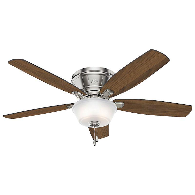 Hunter 54164 Brushed Nickel 56 Quot Indoor Ceiling Fan 5