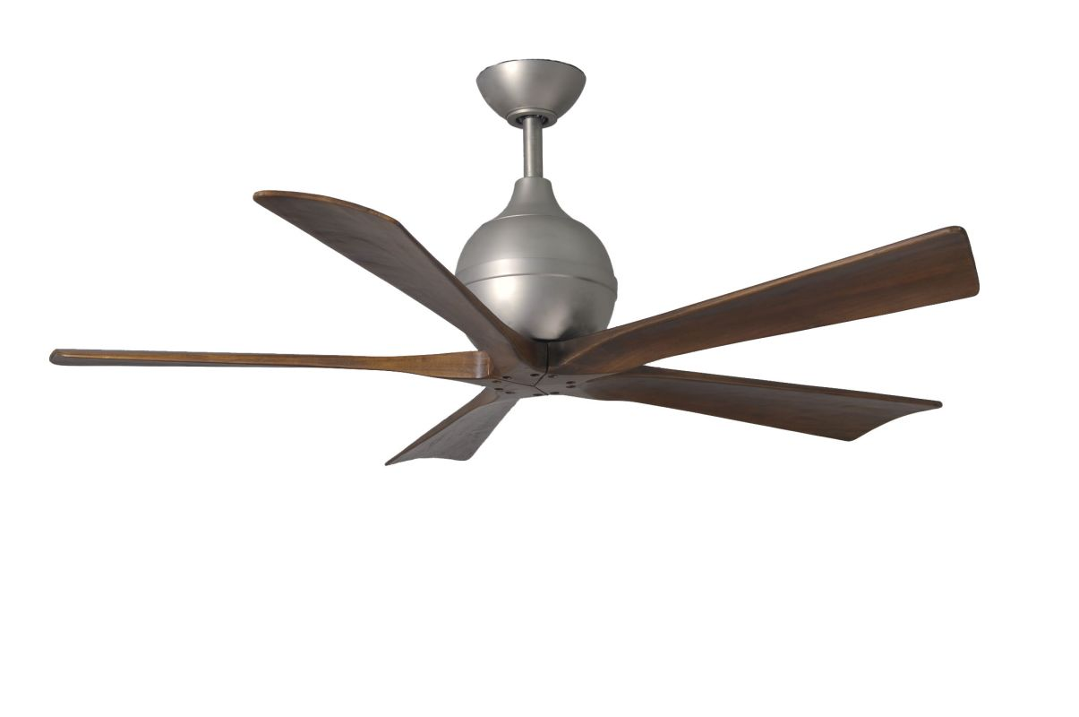 Matthews Fan Company Ir5 Bn 52 Brushed Nickel Irene 5 52