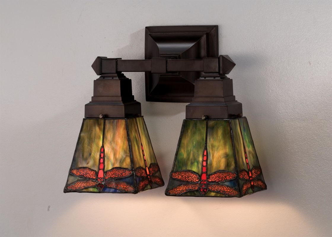 stained glass bathroom light fixtures meyda 48188 glass stained glass 24260