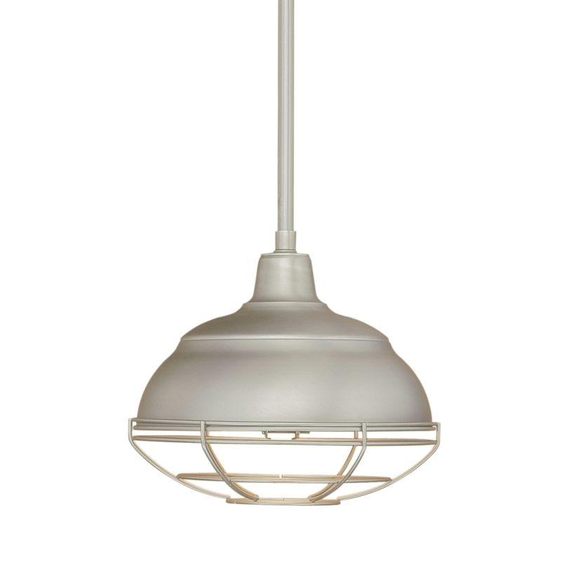 Millennium Lighting 5301-SN Satin Nickel Neo-Industrial 1