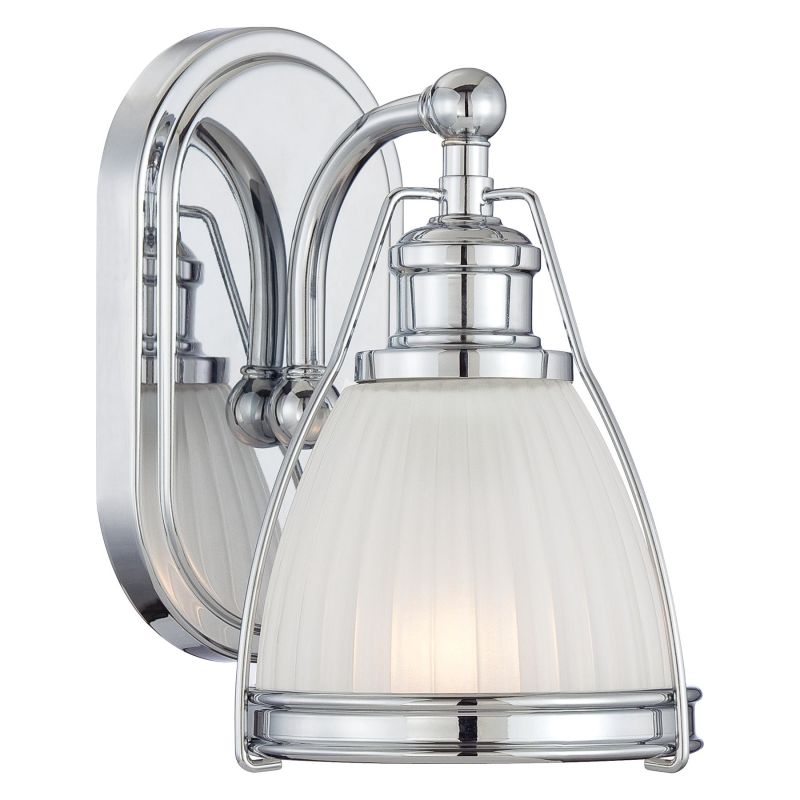 Minka Lavery 5791-77 Chrome 1 Light 9