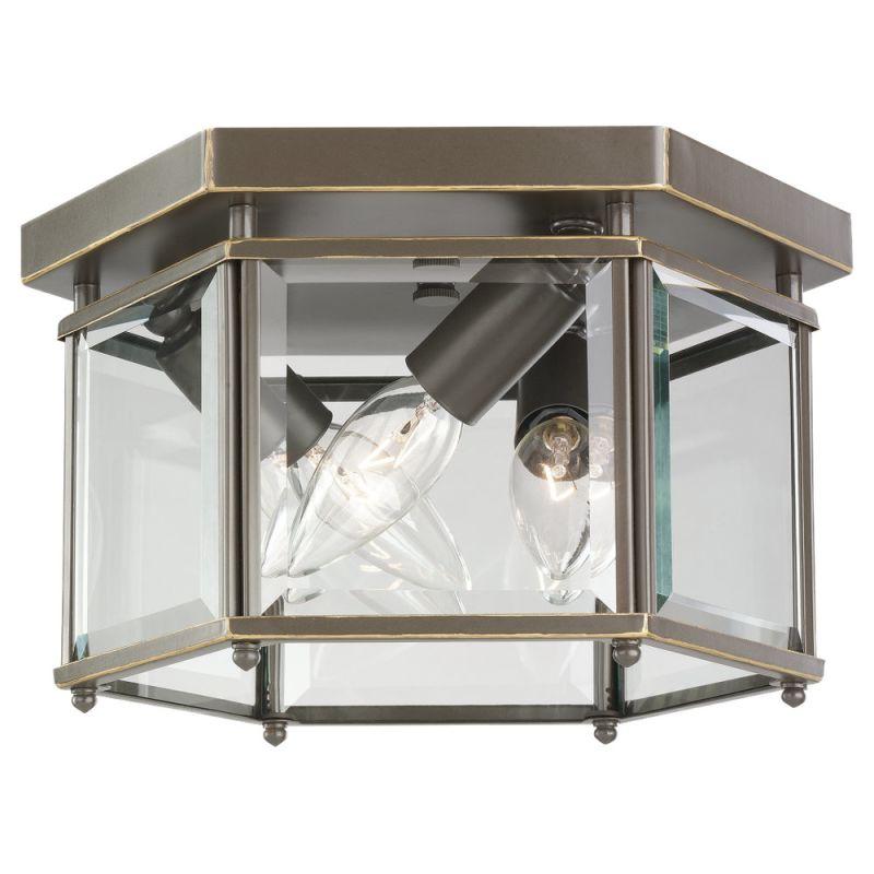 Sea Gull Lighting 7648 782 Heirloom Bronze Bretton 3 Light