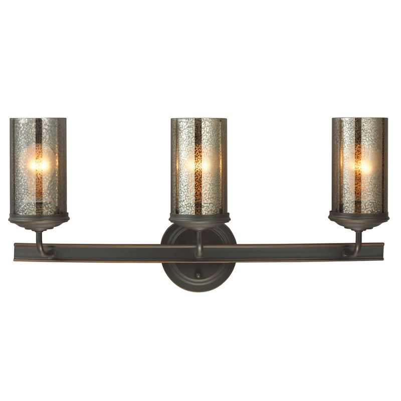 Sea Gull Lighting 4410403-715 Autumn Bronze Sfera 3 Light