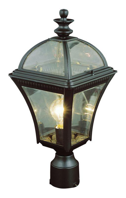 trans globe lighting 5085 bk black single light up. Black Bedroom Furniture Sets. Home Design Ideas