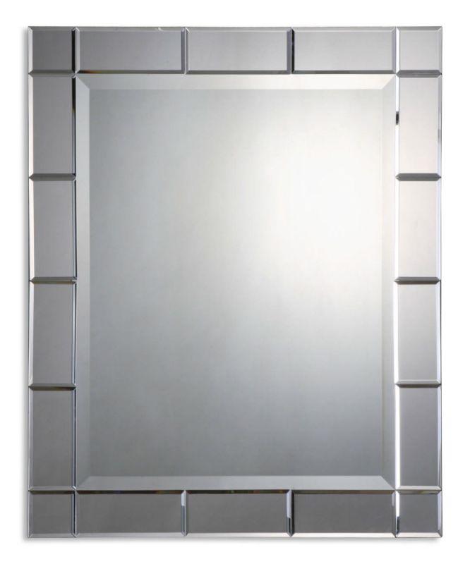 Uttermost 08052 B Beveled Mirror Makura Mirror