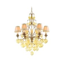 Six Light Chandelier from the Venetian Collection