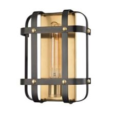 "Colchester Single Light 8.5"" Wide Wall Sconce - ADA Compliant"