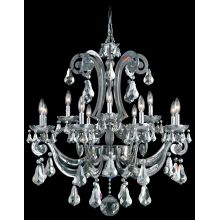 "33"" Wide 12 Light Candle Style Chandelier from the Cadence Collection"