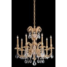 "26"" Wide 7 Light Candle Style Chandelier from the Genzano Collection"