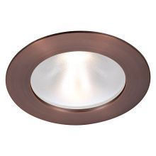 "4"" 2700K High Output LED Recessed Light Open Trim - Energy Star Rated"
