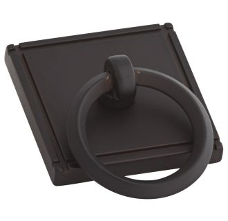 Stanley Home Designs BB8075ORB Oil Rubbed Bronze Ranch 1 3/4 Inch Long Ring  Cabinet Pull   PullsDirect.com