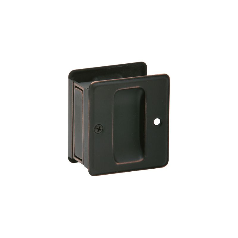 Schlage 990b716 Aged Bronze 1 3 4 Inch X 2 1 4 Inch Pocket