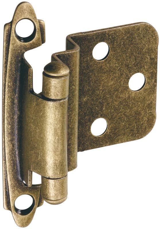 Stanley home designs bb8195ab antique brass inch self for Stanley home designs