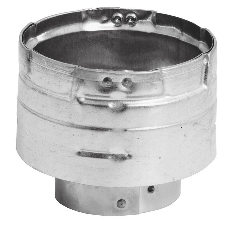 Duravent gvrra aluminum quot inner diameter type b round