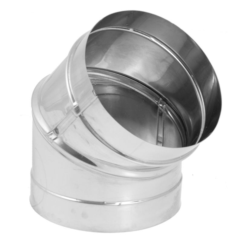 Duravent dbk e ss stainless steel quot inner diameter