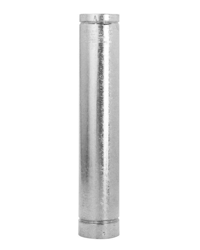Metalbest 104012 Galvanized Rv 4 Quot Type B Gas Vent 12 Quot Pipe