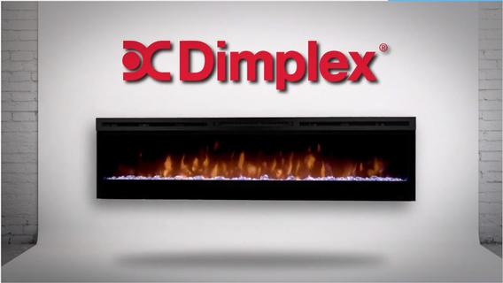 Dimplex Blf7451 Black 74 Quot Wide 4 198 8 290 Btu 120 240
